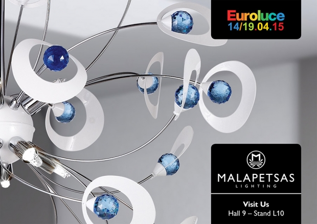 Participation at the International Lighting Exhibition EUROLUCE 2015, 14 – 19 April 2015